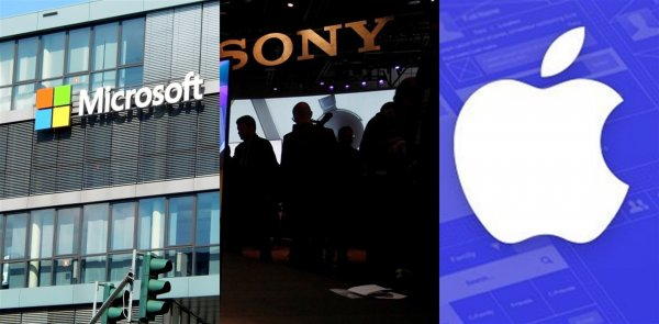 Стратегия Apple? Sony объединилась с Microsoft для разработки нового игрового девайса