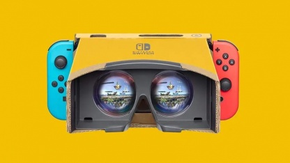 Для Super Smash Bros. Ultimate на Nintendo Switch появился VR-режим