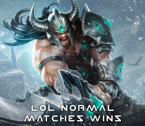 LoL Normal Games Wins - ELO Win Boost