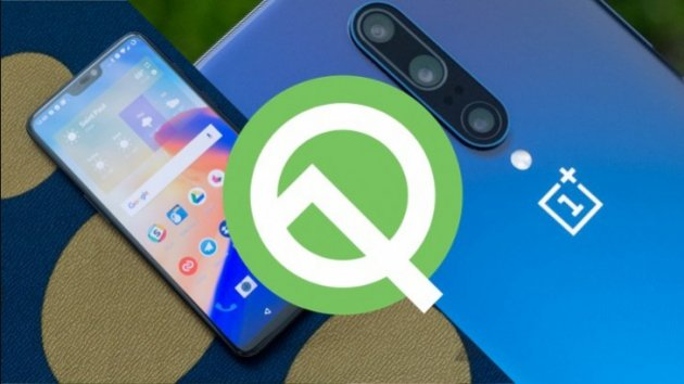 OnePlus 7 и 7 Pro получают Android Q Developer Preview 5